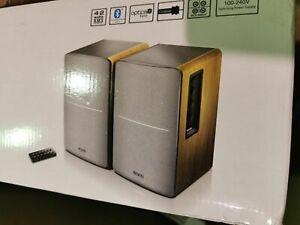 Edifier Studio R1280DB 2.0 Aktivboxen, kabellose Bluetooth Regallautsprecher in