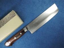 Shirasagi No Hana SLD Steel Nakiri Japanese Knife 165mm