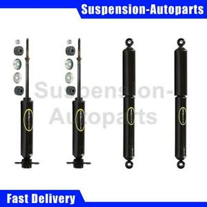 Pair Rear Shock Absorber For 1984-1995 Toyota Pickup 4WD