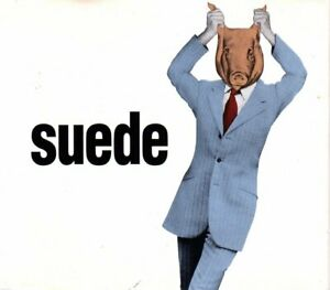 """Suede – Animal Nitrate. 7"""" Picture Sleeve. Mint"""