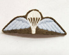 Vintage Post WW2 RAF Parachute Paratrooper Trade Patch Issued Reenactment