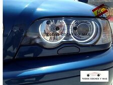 KIT LED SMD ANGEL EYES BMW E46 NON PROJECTOR AROS ANGEL EYES 2 X 131MM 2 X 145MM