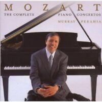 MURRAY PERAHIA -MOZART-SÄMTLICHE KLAVIERKONZERTE 1-27 (GA) 12 CD SOLO PIANO NEW
