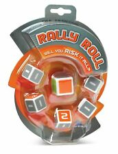 Rally Roll Press Your Luck Dice Game Blue Orange Games 04500 Will You Risk It