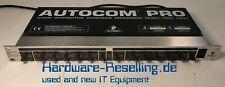 Behringer MDX 1400 AUTOCOM PRO Audio Interactive Dynamics Processor