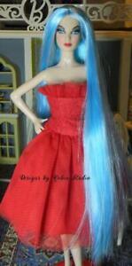 Ooak Global Glamour Venetian Muse Barbie Doll~2014~NUDE~Reroot