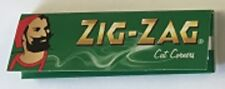 NEW - PACK OF 50  ZIG-ZAG - (CUT CORNERS) ROLLING PAPERS