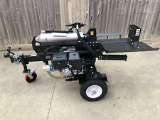 Redshed 40t Log Splitter With Hydraulic Oil and Filter