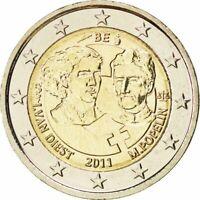 Belgium Belgique Бельгия 2 Euro 2011 - International Women's Day - UNC COIN G268