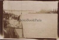 Alessandria Egitto Foto Amateur snapshot Stampa A Citrato Ca 1900