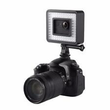 80 LED Video Light Lamp Panel for GoPro SJCAM DSLR Camera DV Camcorder