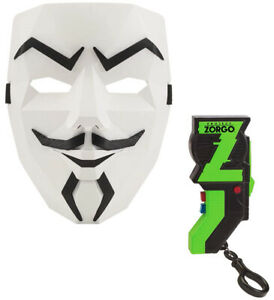 Spy Ninjas Project Zorgo Infiltration Mission Kit Vy Qwaint and Chad Wild Clay