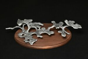 Anthill Art Casting Sculpture, Harvester Ant Aluminum Casting # 115