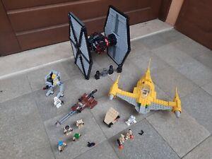 Lotto Lego Star Wars 75101, 75130, 75133, 7141
