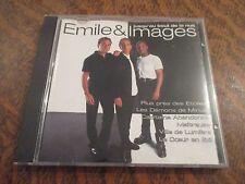 cd album EMILE & IMAGES jusqu'au bout de la nuit