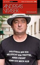 ANDREAS VITASEK: GRÜNMANDL (NEU+OVP)