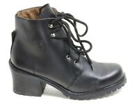 487 Bottes en Cuir Chaussures à Lacets Bottines Femmes Chaussures Femme Molts 37