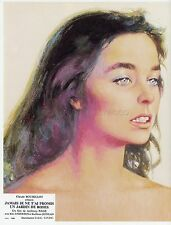 KATHLEEN QUINLAN  I NEVER PROMISED YOU A ROSE GARDEN 1977 VINTAGE LOBBY CARD #1