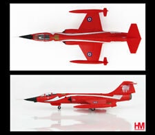 Hobby Master Canadair Cf-104 Starfighter Man in a Missile 40th Anniversary 1983