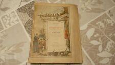 HISTOIRE DE L'ECOLE NAVALE / PAUL JAZET / GRAVURES SUR BOIS  / NUMÉROTÉ / 1889