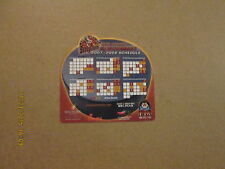 CHL New Mexico Scorpions 2007-2008 Logo Magnet Schedule