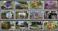 Cayman Isl Flowers Stamps 2020 MNH HM Queen Elizabeth II Botanic Park 12v Set