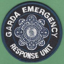 IRELAND GARDA SIOCHANA POLICE EMERGENCY RESPONSE UNIT PATCH