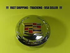 """1 x Chome Center Cap 3.25"""" For Cadillac Escalade 2005 - 2013 18"""" 20"""" 22"""" 9595891"""