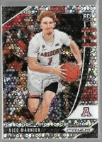 2020-21 NICO MANNION PRIZM DISCO ROOKIE WARRIORS FAST BREAK DRAFT PICKS RC 58
