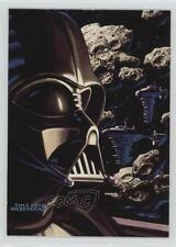 1996 Topps Star Wars: Shadows of the Empire 29 Vader Destroys The Rebel Base 1k3