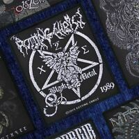 Rotting Christ Black Metal Officially Licensed Woven Patch