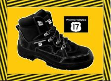 Work Boots Steel Toe Cap Safety UK 9.5* Lace up by Y Oliver