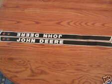 Rare Old John Deere 110,112,140 Patio Hood Decals 16