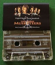 The Three Musketeers OST Michael Kamen ft Bryan Adams + Cassette Tape - TESTED