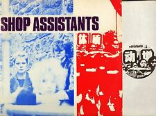 "SHOP ASSISTANTS safety net AGARR 112 uk 53rd & 3rd 1985 12"" PS EX/EX-"