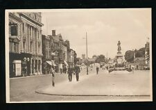 Beds Bedfordshire BEDFORD St Paul's Sq c1940s WW2 PPC by Millar & Lang