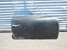 PORSCHE 356 A COUPE DOOR RIGHT 356A GLASS WINDOW FRAME SHELL T2