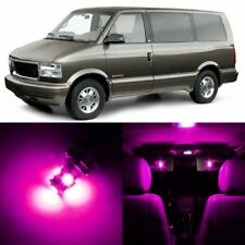 14 x Ultra PINK Interior LED Lights Package For 1995 - 2005 GMC Safari +TOOL