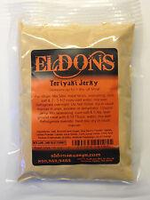 Teriyaki Jerky Seasoning Spices with Cure 5 oz. Size Seasons 5 Pounds # 4105