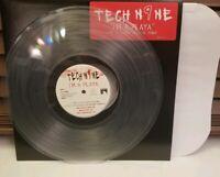 "Tech N9ne - I'm Playa CLEAR Vinyl 12"" LP Single Record strange music rap promo"