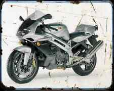 Aprilia Sl1000 Falco A4 Metal Sign Motorbike Vintage Aged