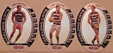 2016 LIMITED GEELONG CATS TEAMCOACH BLICAVS SELWOOD TAYLOR AFL PRIZE CARD SET