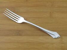 Oneida Belcourt Dinner Fork Community Cube Mark Silverplate Flatware Silverware
