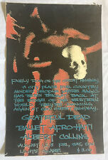 RARE Grateful Dead Family Dog poster FD ORIGINAL Great Highway 1969