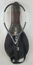 New listing Wilson NCODE N6 Tennis Racquet Oversize & Carrying Case