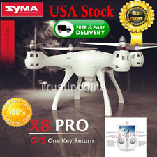 SYMA X8 PRO GPS Return Drone WiFi FPV Real-time Camera RC Quadcopter