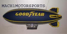 "NEW 33"" Goodyear Inflatable BLIMP NASCAR Formula 1 Memorabilia Indy 500 Zeppelin"