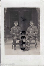 WW1 Officer ASC Army Service Corps A R Smith Colchester ? 1914 Highgate