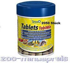 Tetra Tabi Min 2050 Stück, Futter für alle Bodenfische