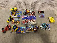 Lego Systems  - 1254 - 3054 - 6649 - 6512 - 6518 - 6125 - 8209 - 6625